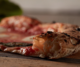 Real rising dough.